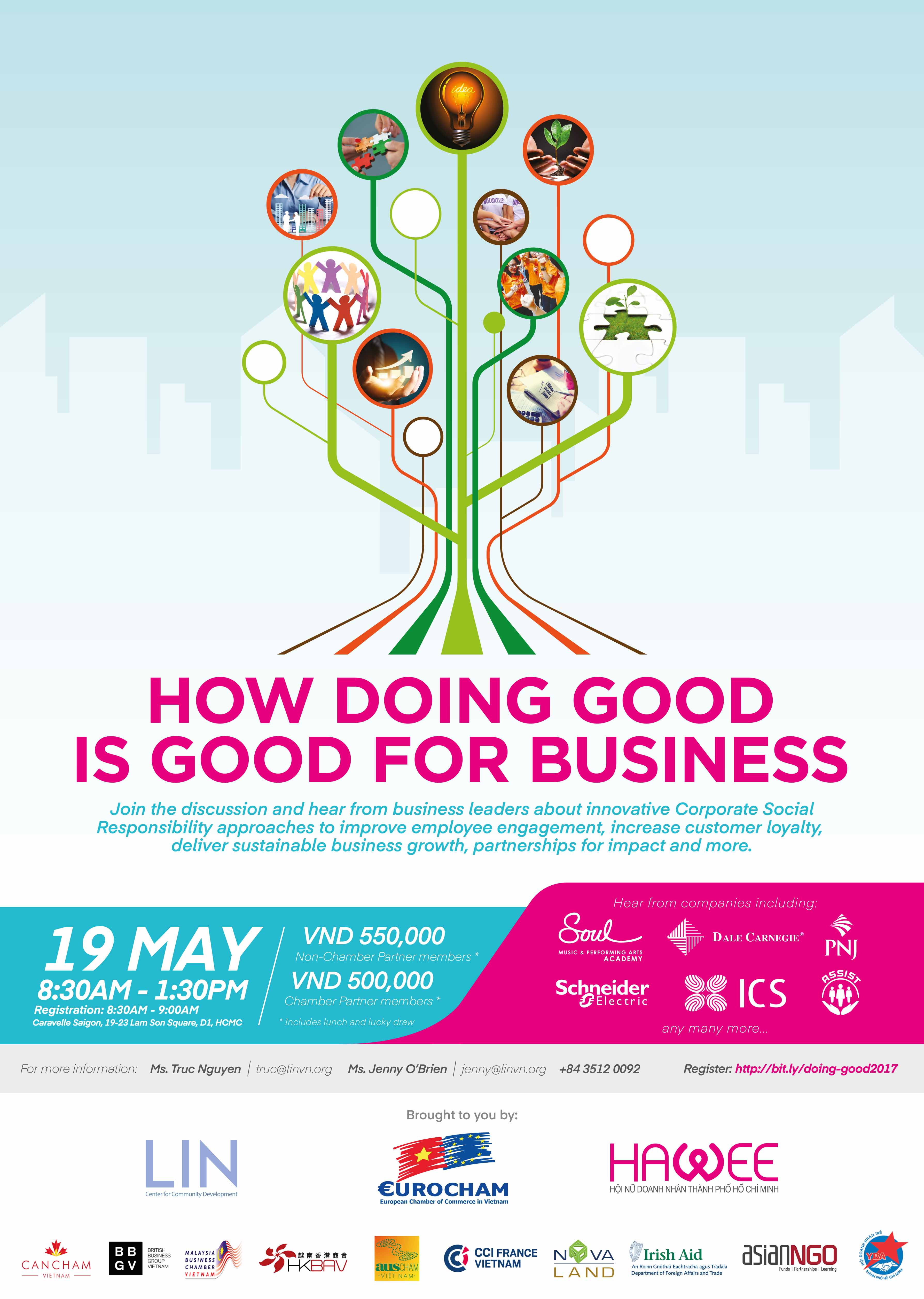 DoingGood Poster En Small