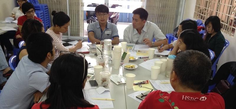 Áp dụng phương pháp Action Learning trong giải quyết vấn đề cho NPO