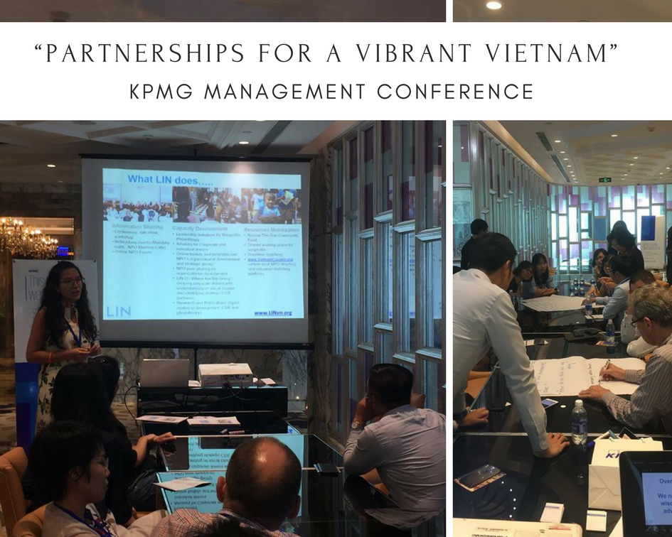 Partnerships for a Vibrant Vietnam